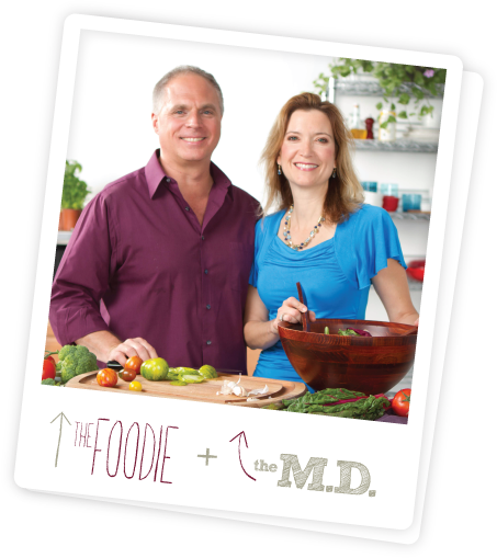 Foodie and the M.D.