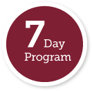 7 Day Program Button