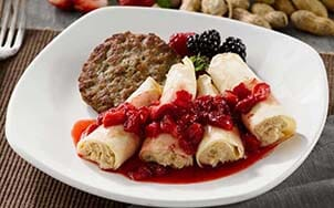 peanut-butter-crepe-with-strawberry-compote