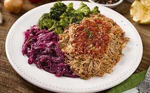 hickory-smoked-bbq-pork-with-broccoli