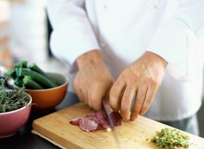 bistromd chef prepares meal