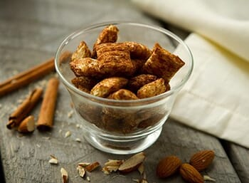 Cinnamon Almond Cookie Crunch