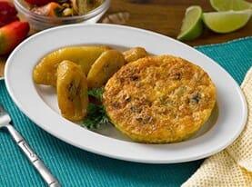 Southwest Chorizo Frittata