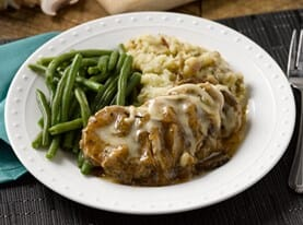 Pork Tenderloin with Mushroom Marsala