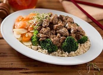 Beef and Broccoli