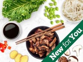 Teriyaki Beef Noodle Bowl