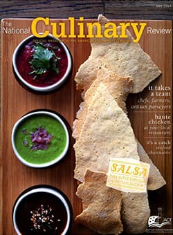 National Culinary Review - Ed Cederquist