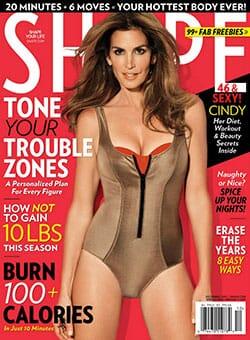 Shape Magazine - Weight Loss Article